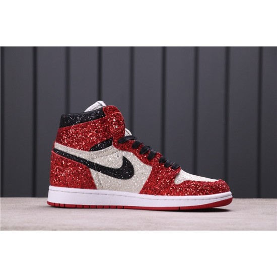 "Air Jordan 1 ""Chicago"" CK5566-610 Red White"