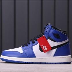 "Air Jordan 1 ""Game Royal"" 555088-403 Blue White"