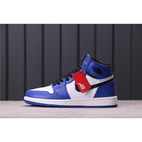 "Air Jordan 1 ""Game Royal"" 555088-403 Blue White"