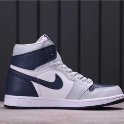 "Air Jordan 1 High ""Game Royal"" CW8576-100 White Blue"