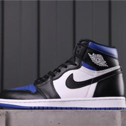 """Air Jordan 1 High OG """"Court Purple"""" 555088-041 Black Blue White"""