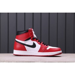 "Air Jordan 1 ""Chicago"" 555088-101 Red White"