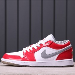 Air Jordan 1 Low 309192-171 Red White