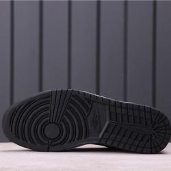 "Air Jordan 1 Low ""Gym Red"" 553558-036 Red Black"