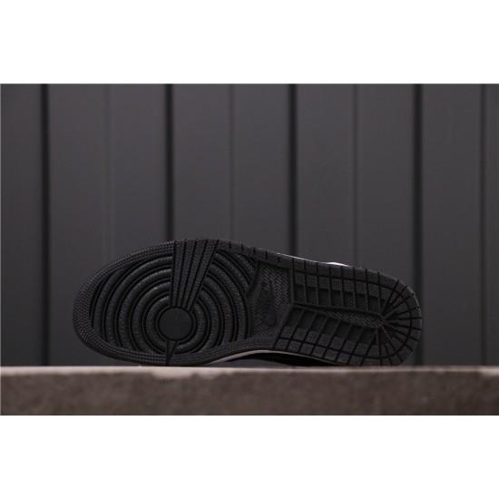 """Air Jordan 1 Low """"BHM"""" CW5580-001 Brown Black"""