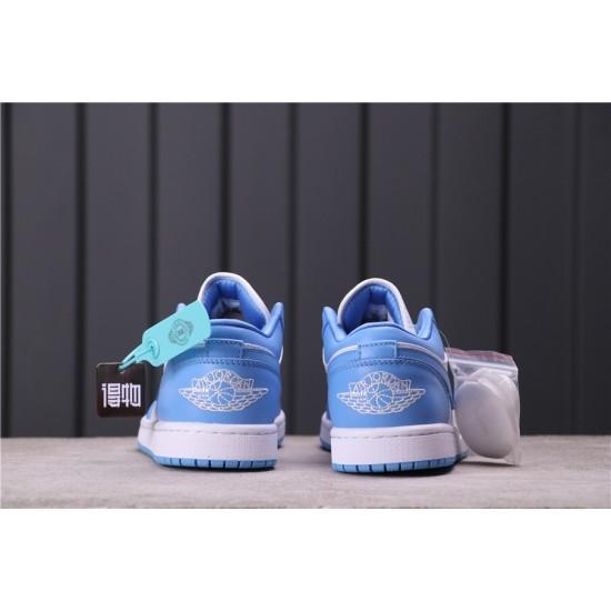 """Air Jordan 1 """"UNC"""" AO9944-441 Blue White"""