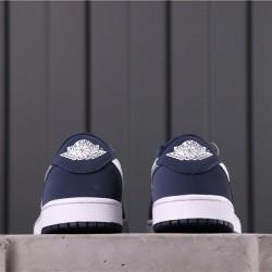 "SB x Air Jordan 1 Low ""Eric Koston"" CJ7891-400 White Blue"