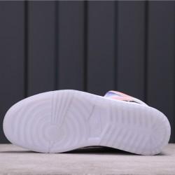 "Air Jordan 1 Mid SE ""P (Her) spective"" CW6008-600 White Pink Black"