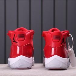 """Air Jordan 11 """"Gym Red"""" 378037-623 Red White"""