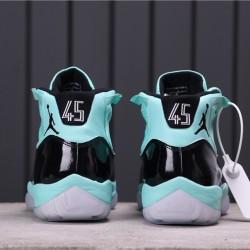 "Air Jordan 11 ""Legend Blue"" 378037-401 Blue Black"