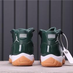"Air Jordan 11 ""PETRO"" 854263-003 green White"