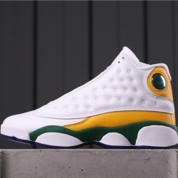"Air Jordan 13 ""Reverse He Got Game"" CV0758-158 White Yellow"