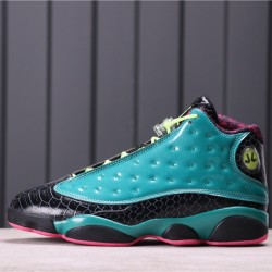 "Air Jordan 13 ""Doernbecher"" 836405-305 Blue Black"