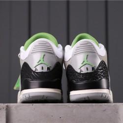 "Air Jordan 3 ""Tinker"" 136064-006 Grey Black"