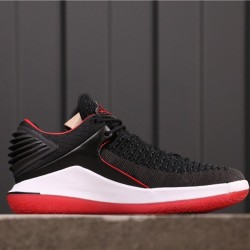 "Air Jordan 32 Low ""Banned"" AH3347-001 Black Red"