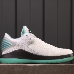 "Air Jordan 32 Low ""Jade"" AH3347-101 White Green"