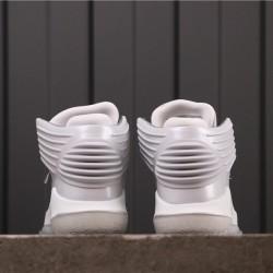 """Air Jordan 32 """"Pure Platinum"""" AH3348-007 White Silver"""