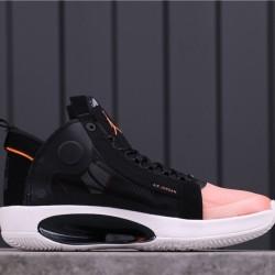 """Air Jordan 34 """"Amber Rise"""" BQ3381-800 Black Pink White"""