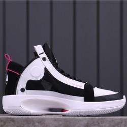 """Air Jordan 34 """"Bayou Boys"""" AR3240-016 Black White"""