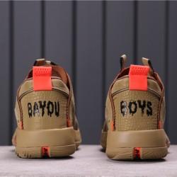 "Air Jordan 34 ""Bayou Boys"" PF DA1897-300 Brown"