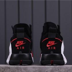 "Air Jordan 34 ""Bred"" AR3240-100 Black White"
