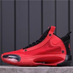 """Air Jordan 34 """"Infrared 23"""" AR3240-600 Red Black"""