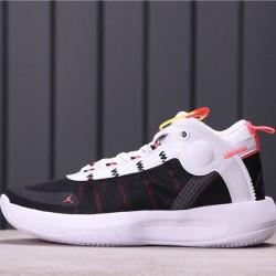 Air Jordan 34 Jumpman 2020 BQ3448-100 White Black