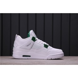 "Air Jordan 4 ""Pine Green"" CT8527-113 White Green"