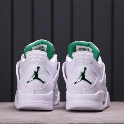 "Air Jordan 4 ""Pine Green"" CT8527-113 White Green"