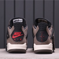"Air Jordan 4 ""Rasta"" AJ4-882335 Brown Black White"