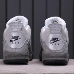 """Air Jordan 4 SE """"Neon"""" CT5342-007 Grey Green"""