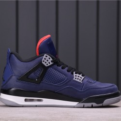 "Air Jordan 4 WNTR ""Loyal Blue"" CQ9597-401 Dark Purple"