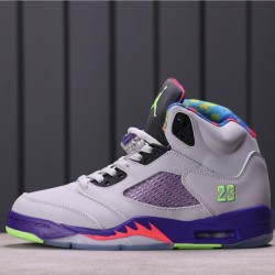 "Air Jordan 5 ""Alternate Bel-Air"" DB3335-100 Grey Purple"