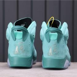 "Air Jordan 6 ""Hare"" CT4954-114 All Blue"