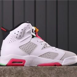 "Air Jordan 6 ""Hare"" CT8529-062 White Red"
