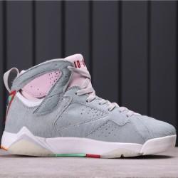 """Air Jordan 7 """"Hare 2.0 """" CT8528-002 Silver Pink"""