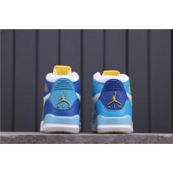 "Air Jordan Legacy 312 ""Just Fly"" CI4446-400 Blue White"