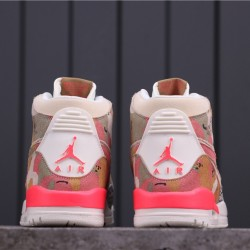 "Air Jordan Legacy 312 ""Desert Camo"" V3922-126 Brown Red"