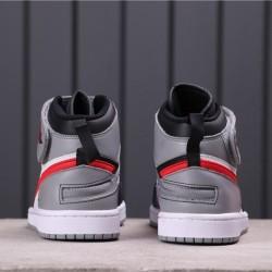 "Air Jordan 1 High FlyEase"" Particle Grey"" CQ3835-002 Black Grey White"